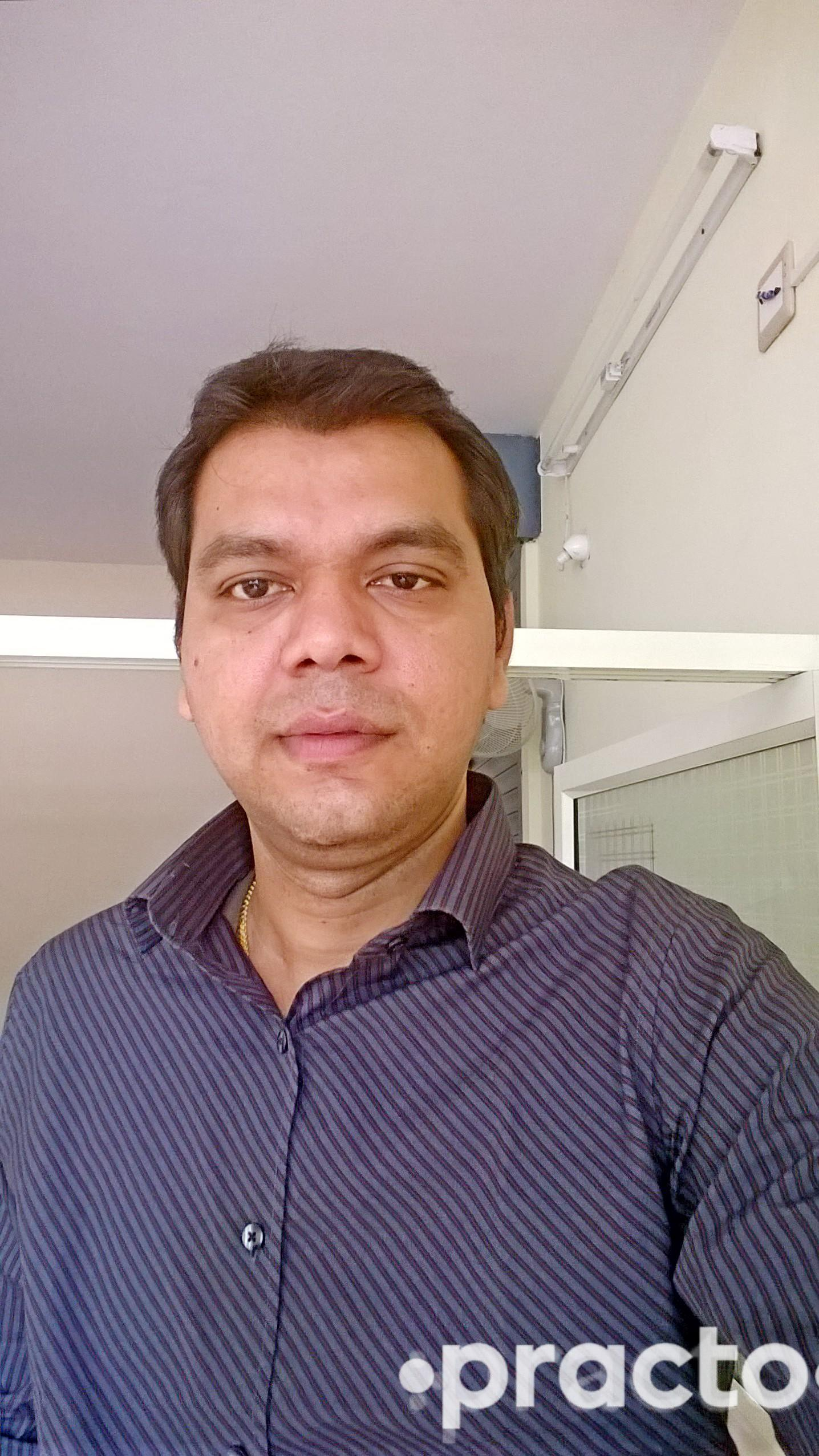 Dr. Bharath - Dentist