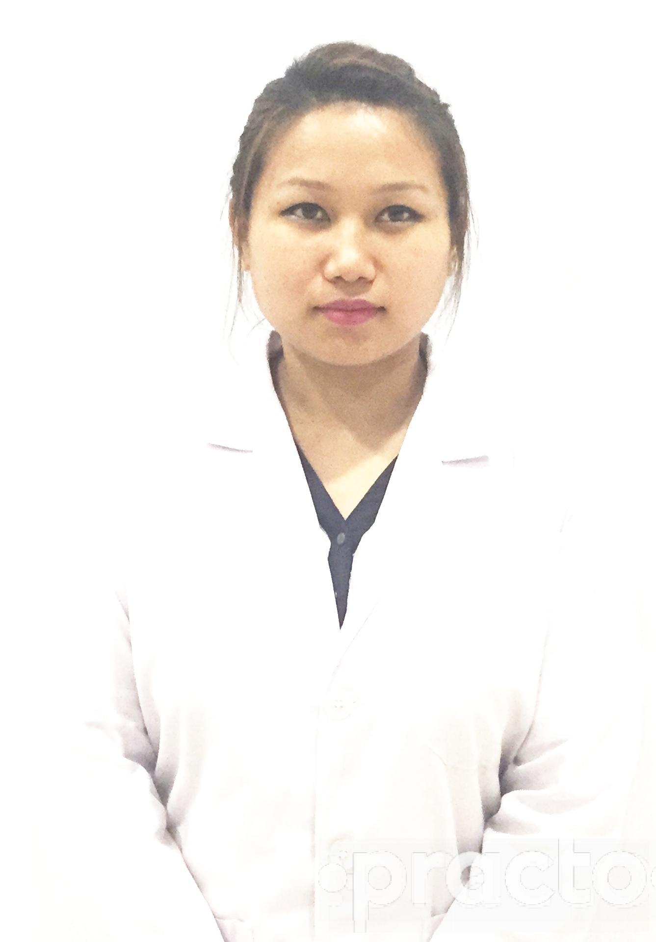 Dr. Teneja Chanambam - Physiotherapist