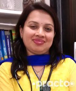 Dr. Alka P. Gandhi - Diabetologist