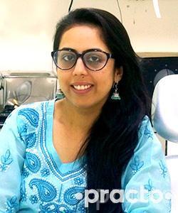 Dr. Khushbu J. Virvadia - Dentist