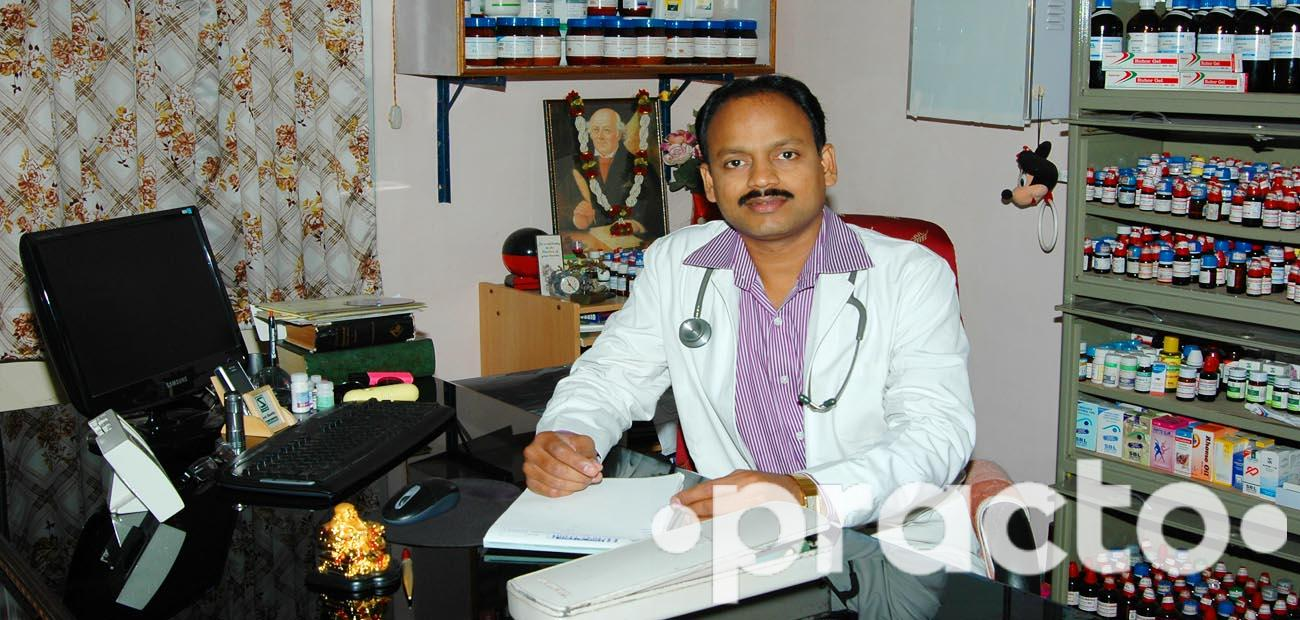 Dr. Solasa Rama Krishna - Homeopath