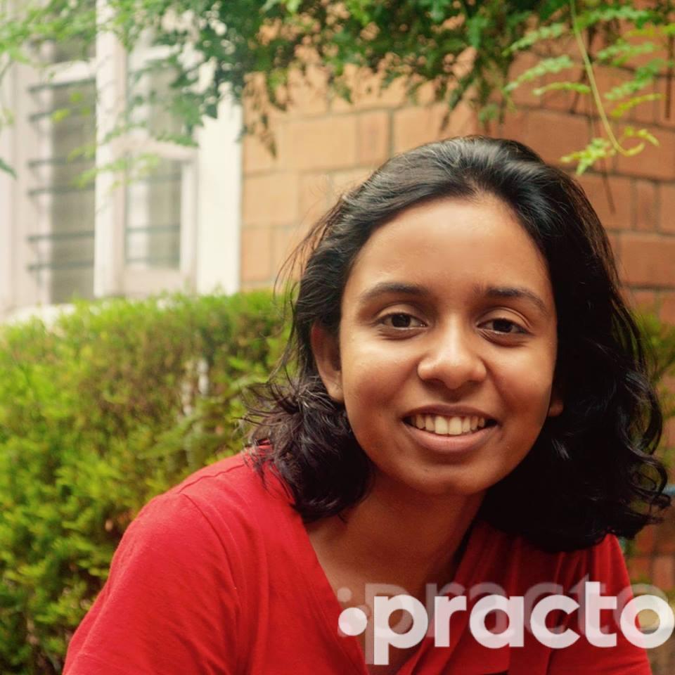 Ms. Nandita Upadhyaya - Speech Therapist