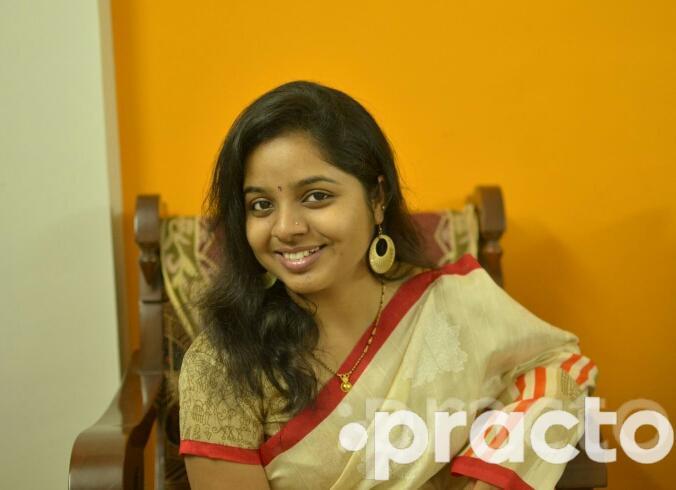 Mrs. Shruthi T. S. - Speech Therapist