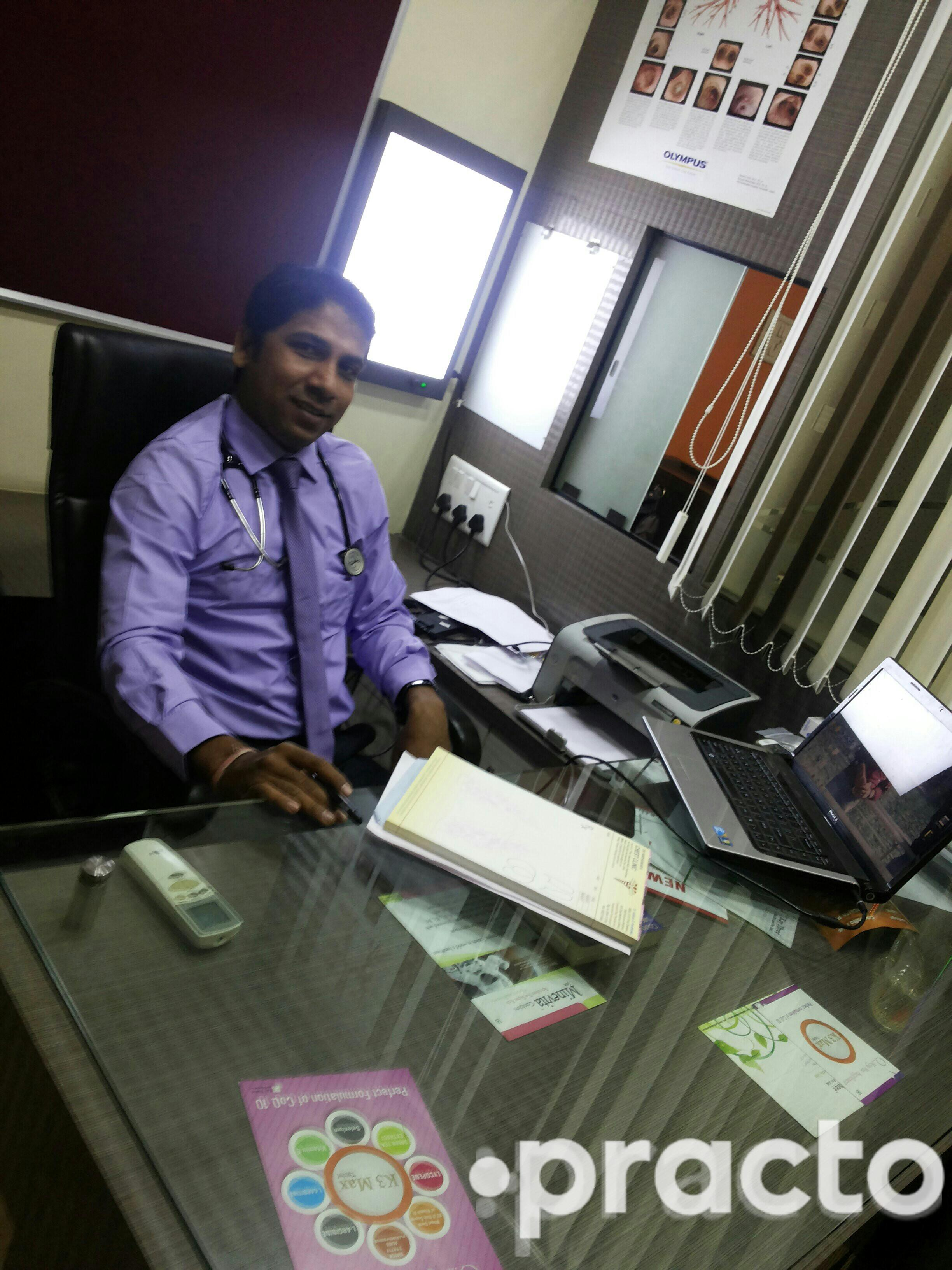 Dr. Vaibhav D. Pandharkar - Pulmonologist