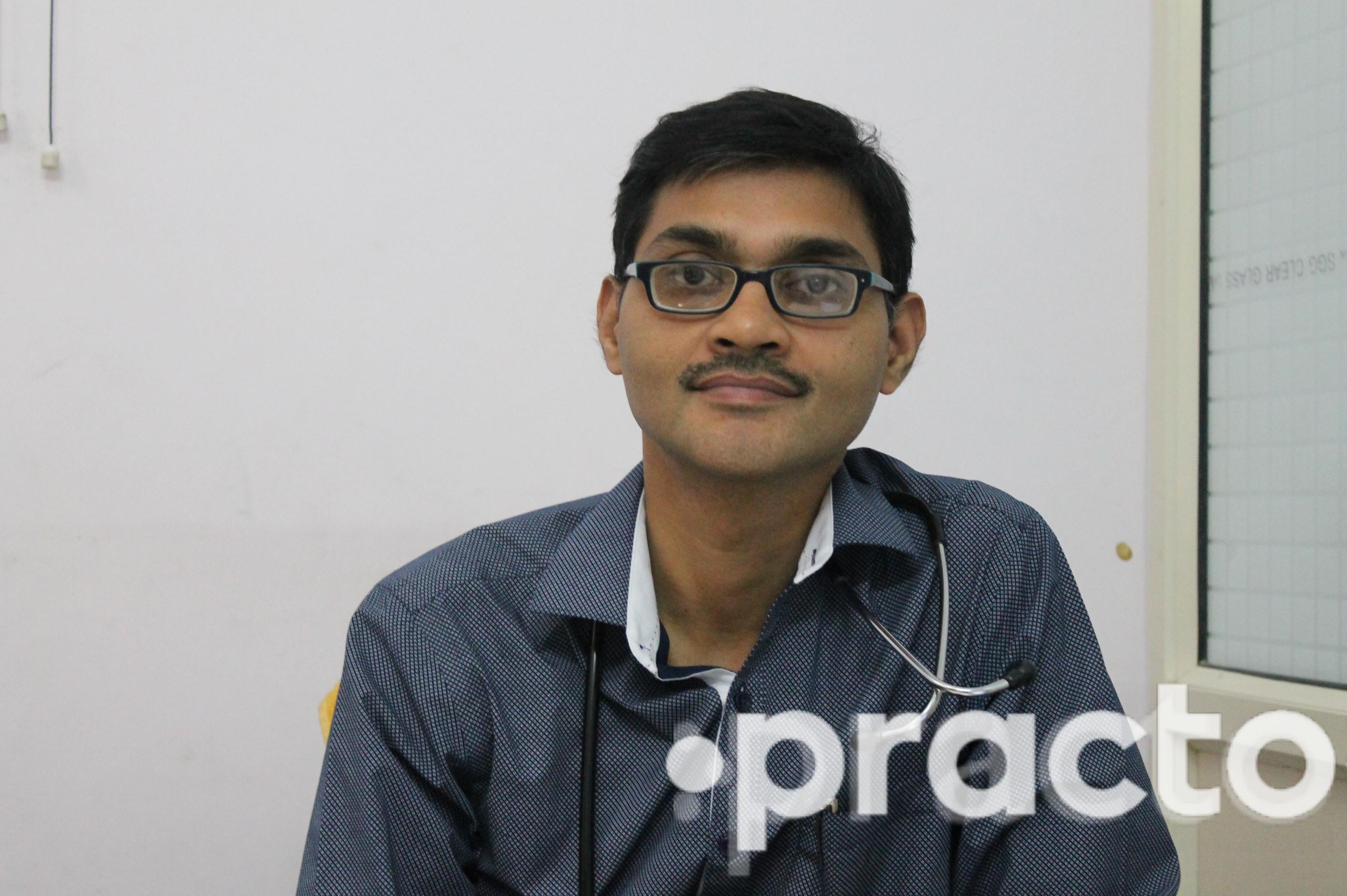 Dr. Ravi Gupta - Pediatrician
