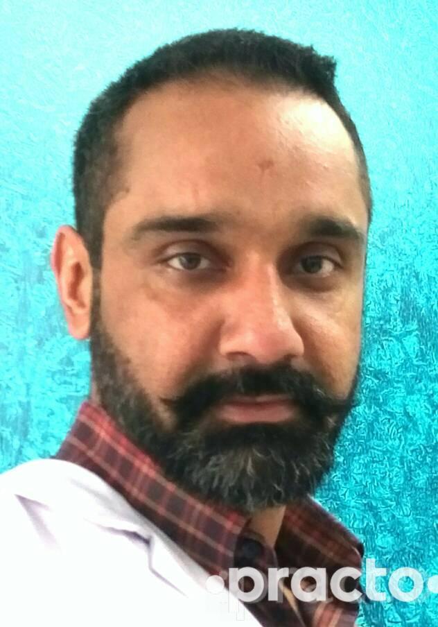 Dr. Tejbir Singh Dhillon - Dentist