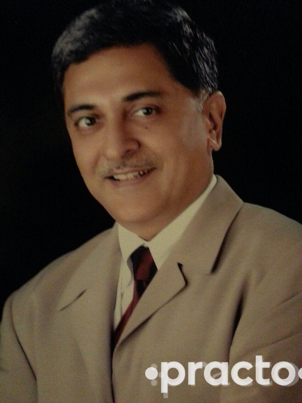 Dr. Himanshu Mehta - Ophthalmologist