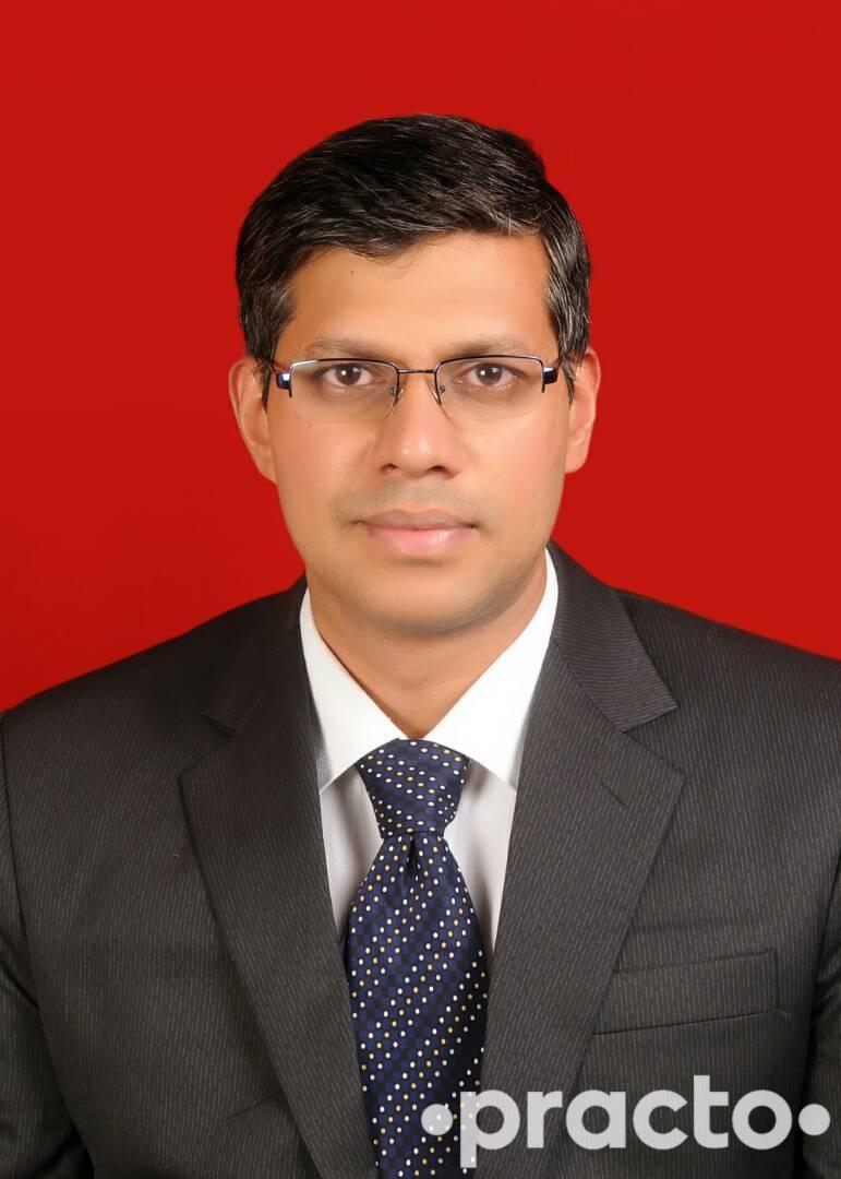 Dr. Syed Imran - Orthopedist