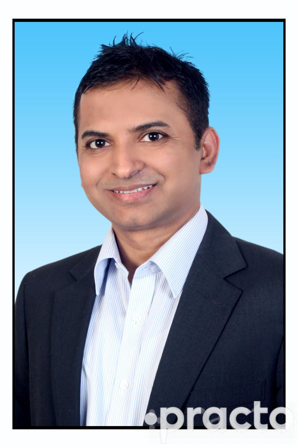 Dr. Vijay Patil - Orthopedist