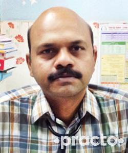 Dr. J.Prashanth Reddy - Paediatric Intensivist