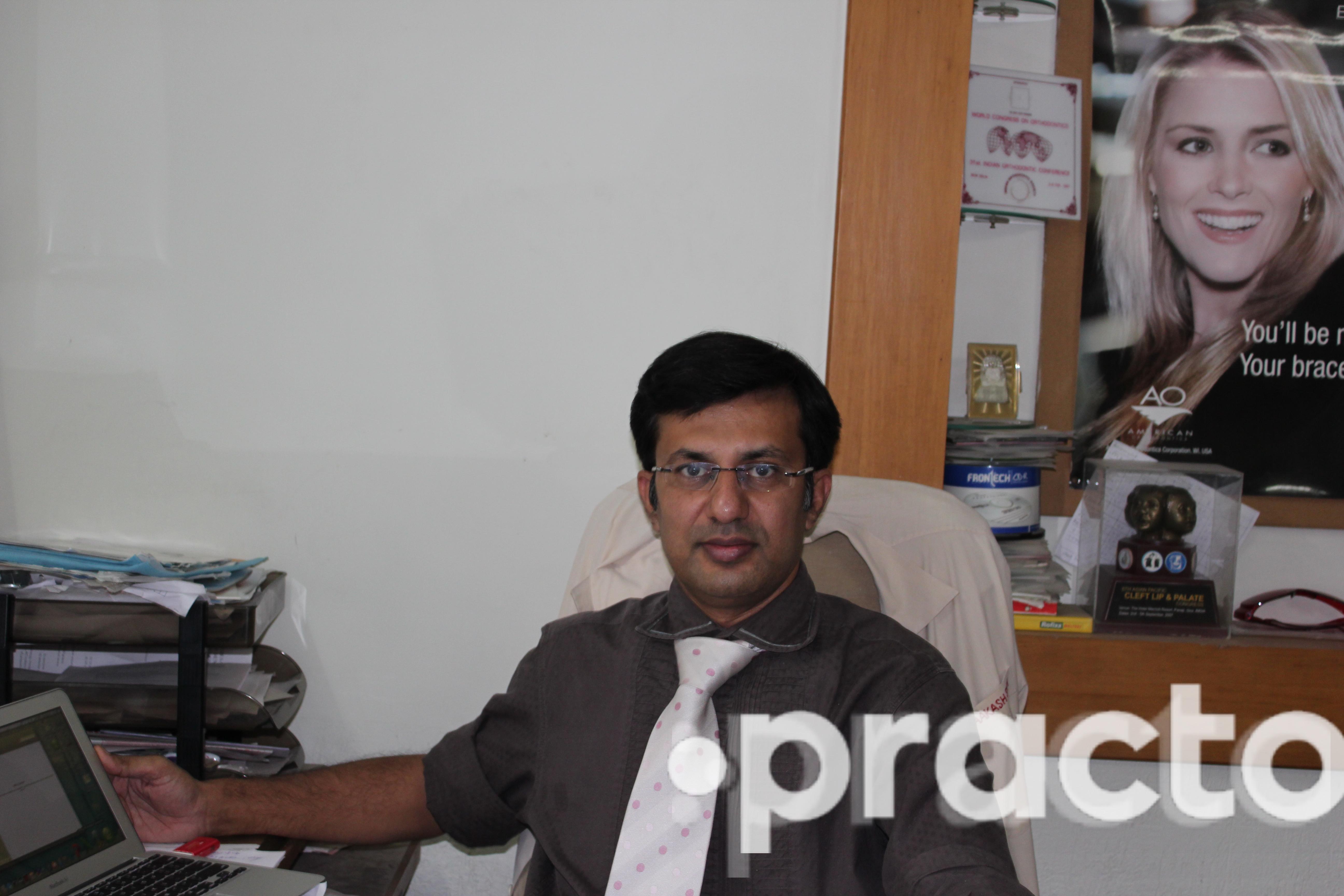 Dr. Aakash B. Shah - Dentist