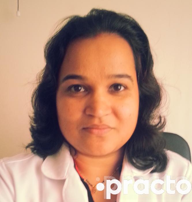Dr. Shvetha H.R - Dentist