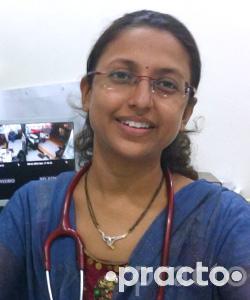Dr. Mansi Dave - Pediatrician