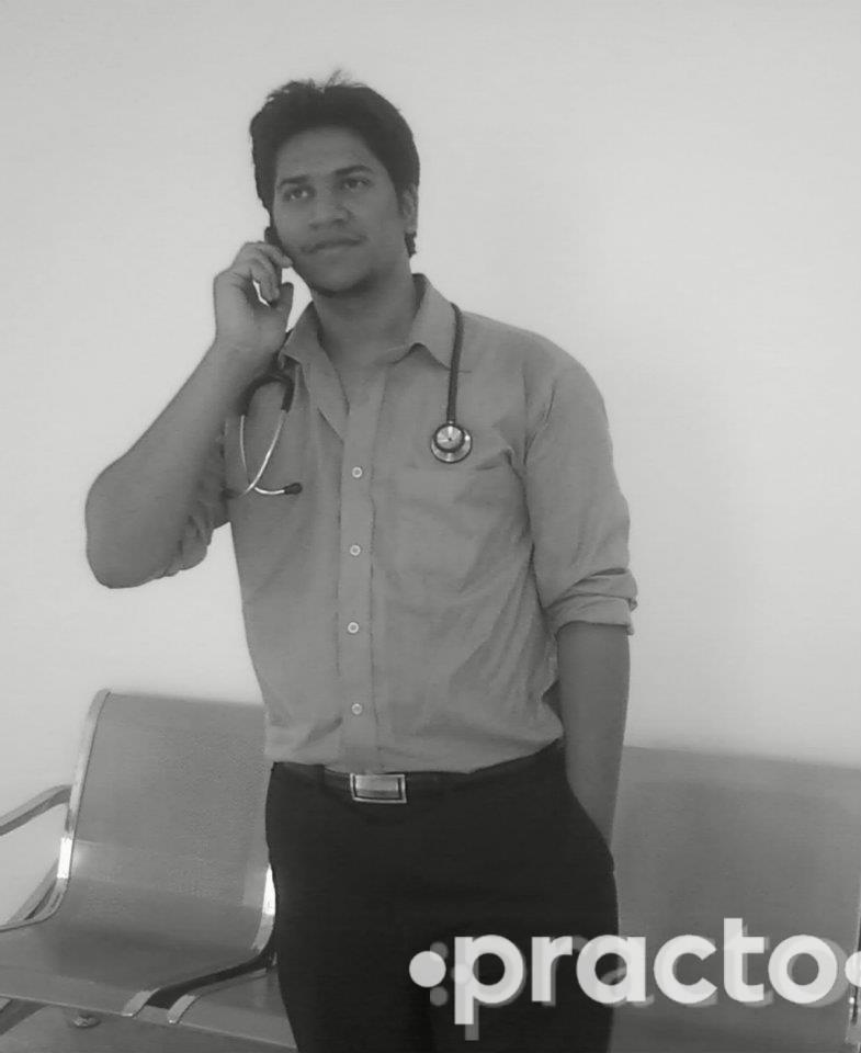 Dr. Md.Omer - Dentist