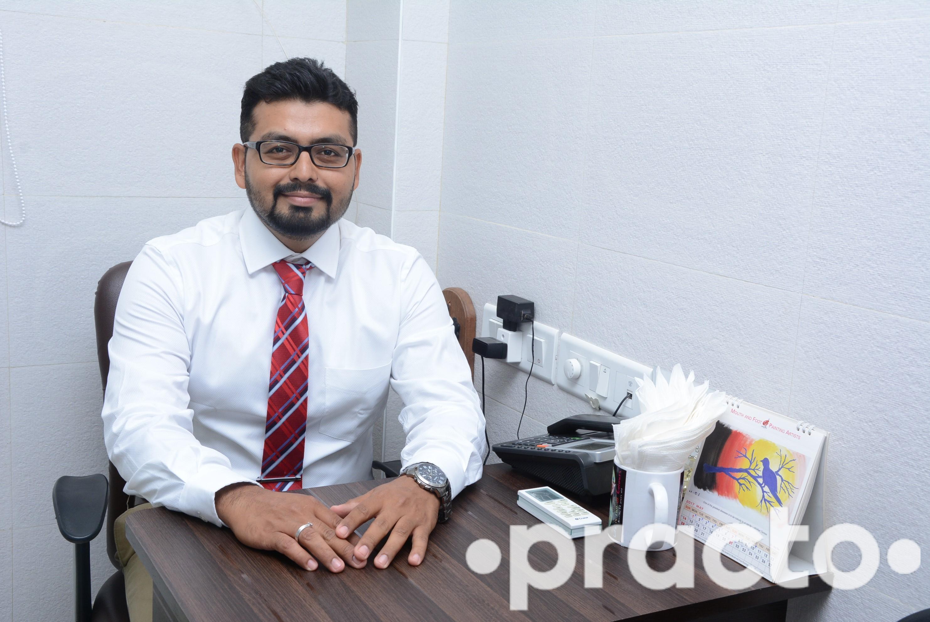 Dr. Neeraj Rohida - Dentist