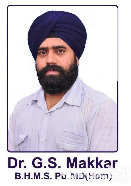 Dr. Gurpreet Singh Makkar - Homoeopath