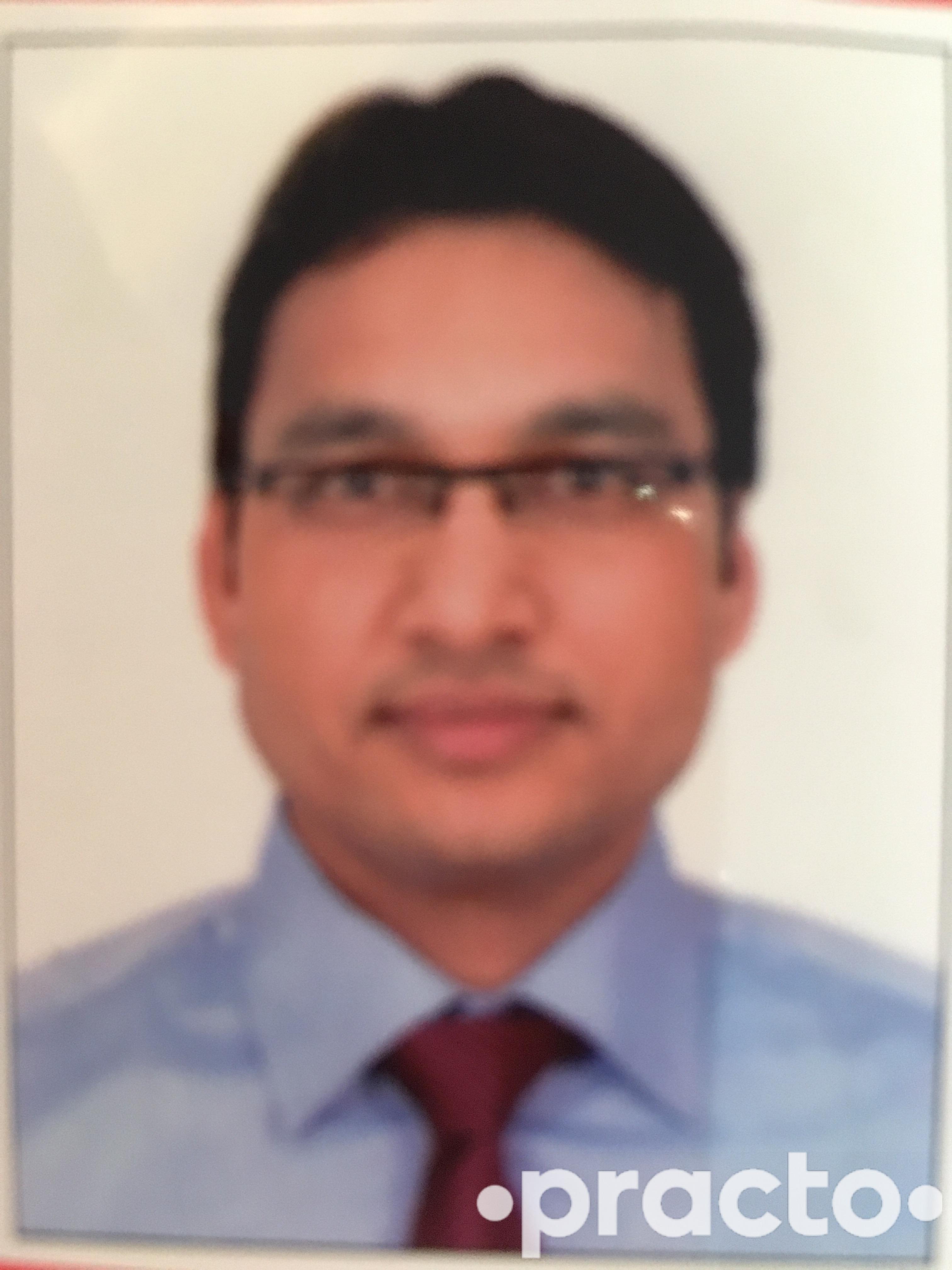 dr rakesh goyal