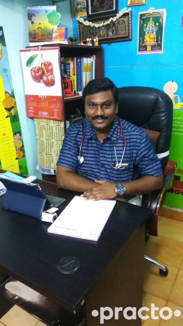 Dr. T Vijay Kumar - Pediatrician