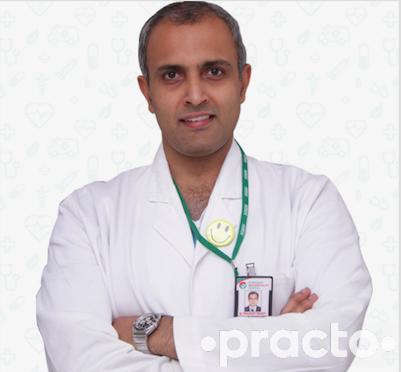 Dr. M. Pradeep Reddy - Orthopedist
