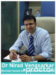 Dr. Nirad S. Vengsarkar - Orthopedist