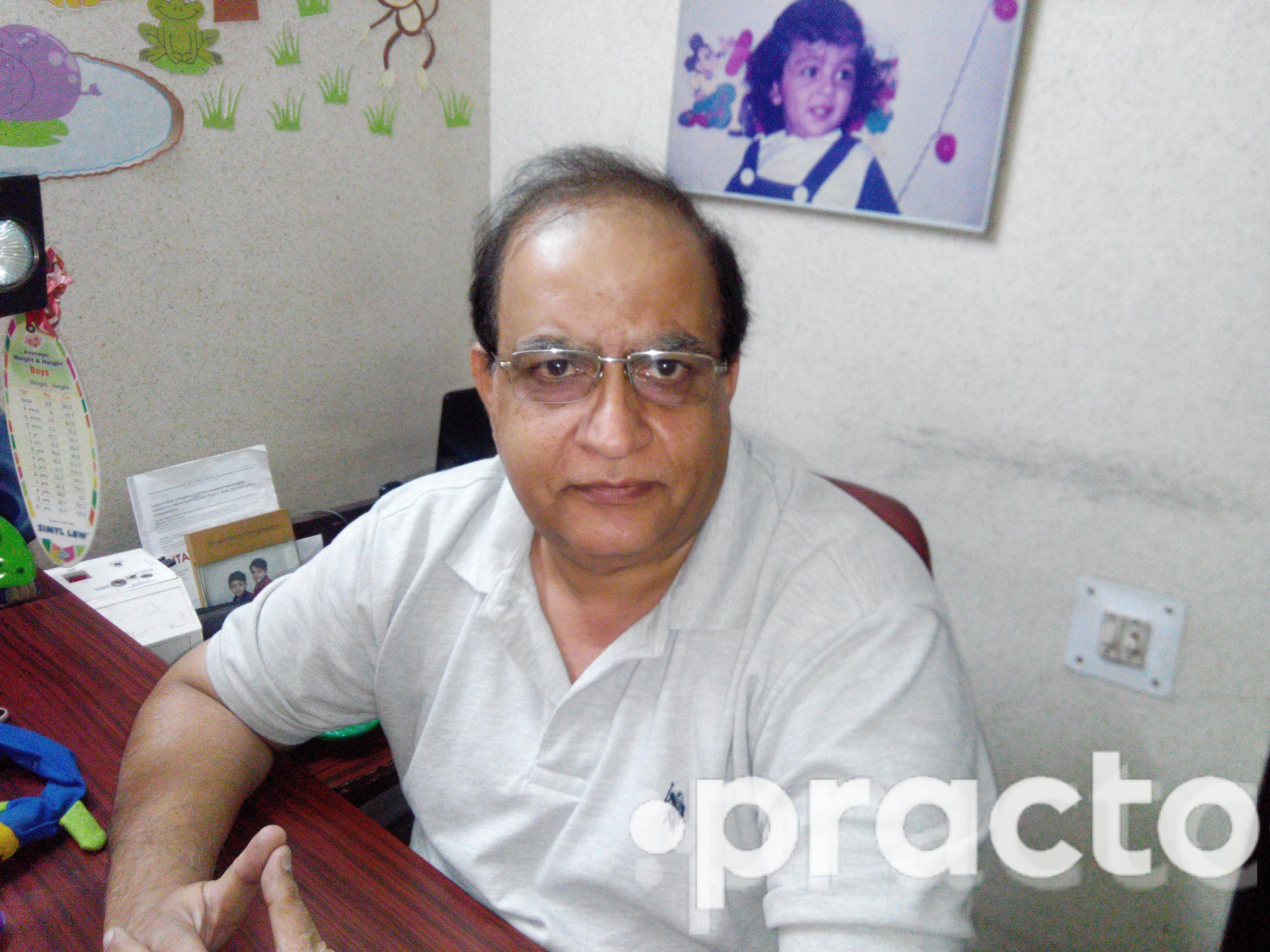 Dr. Sanjeev Manchanda - Pediatrician