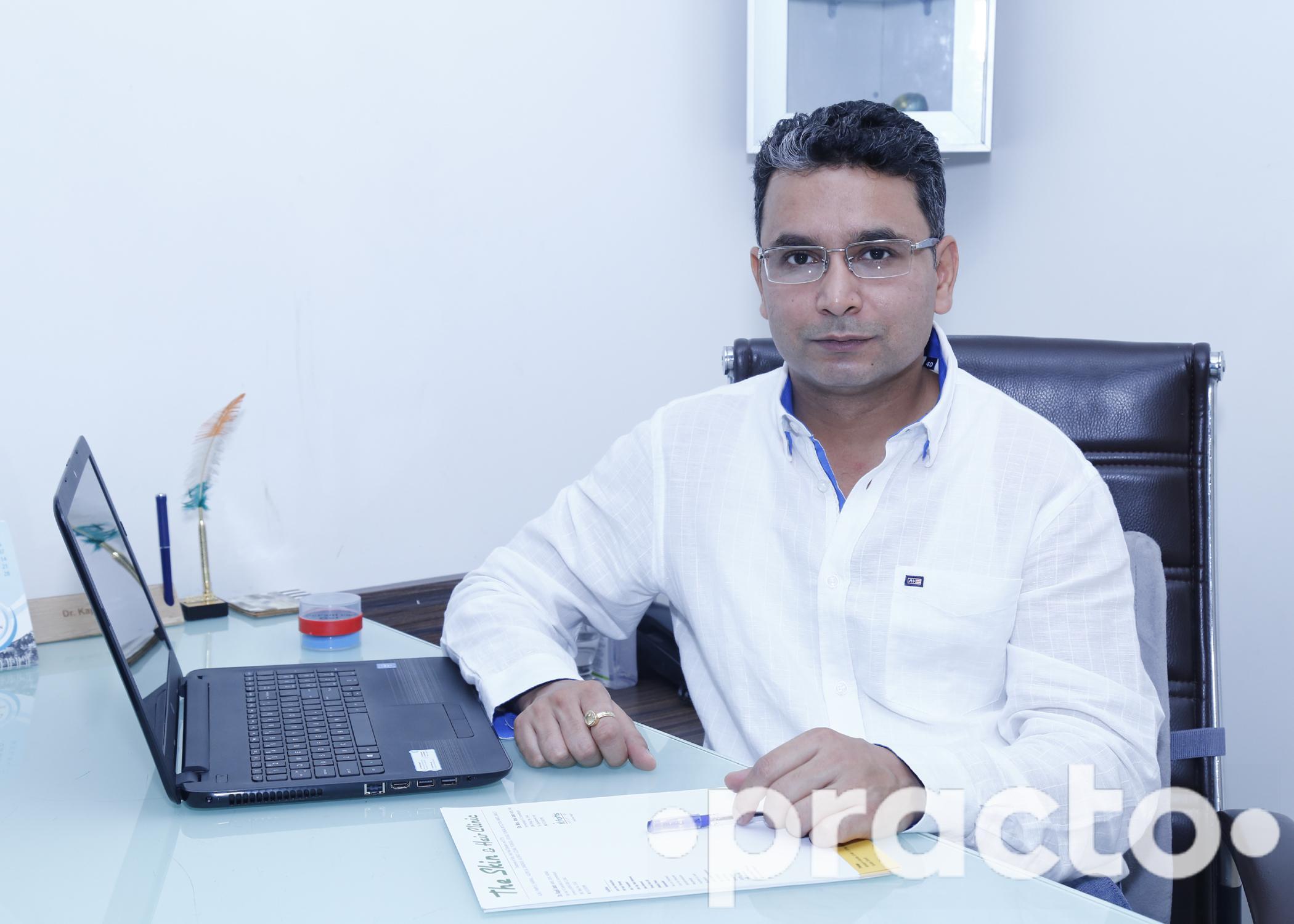 Dr. Kapil Jain - Dermatologist