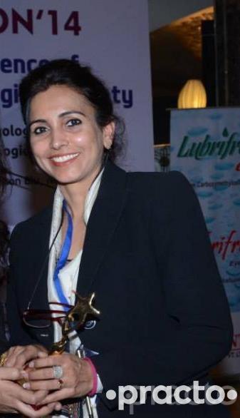 Dr. Nupur Suman - Ophthalmologist
