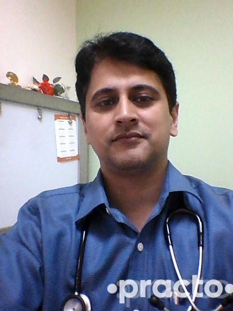 Dr. Iqbal Nabi Qureshi - Gastroenterologist
