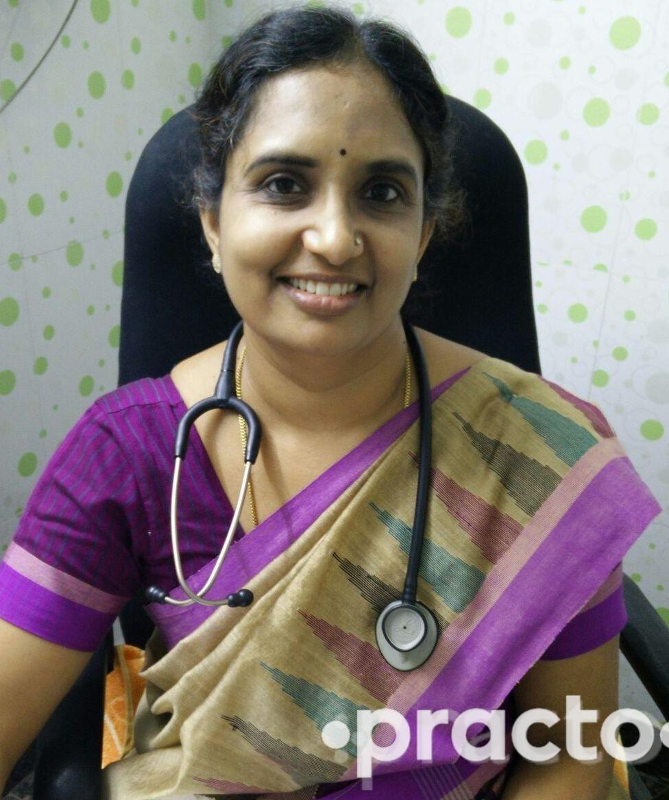 Dr. L. Vanaja Reddy - General Physician