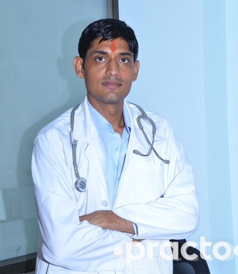 Dr. Suresh Kumar Saini - Dentist