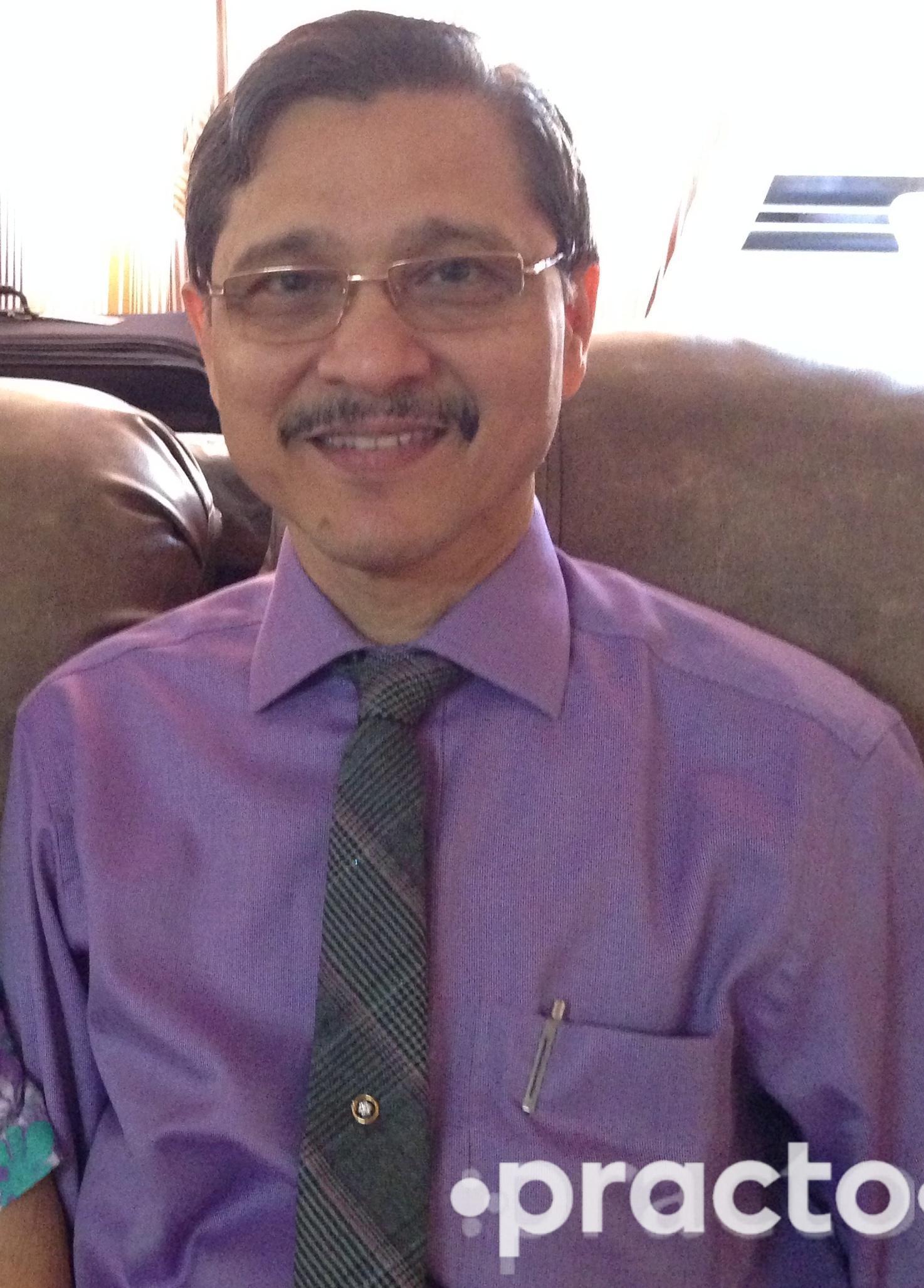 Dr. Tejas R. Kapadia - Dentist