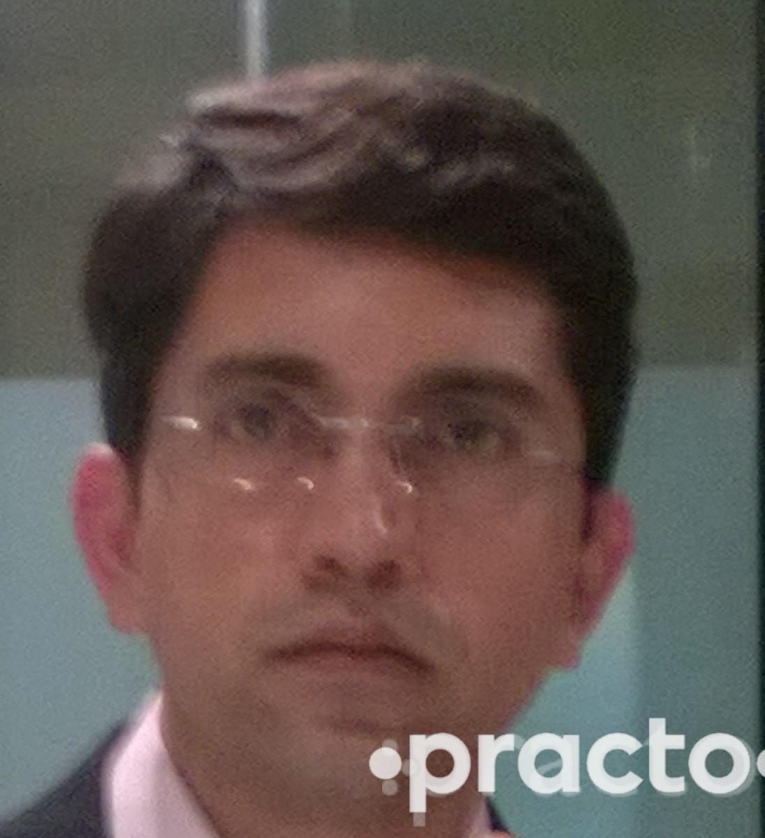 Dr. Naveen Kumar Dahiya - Plastic Surgeon