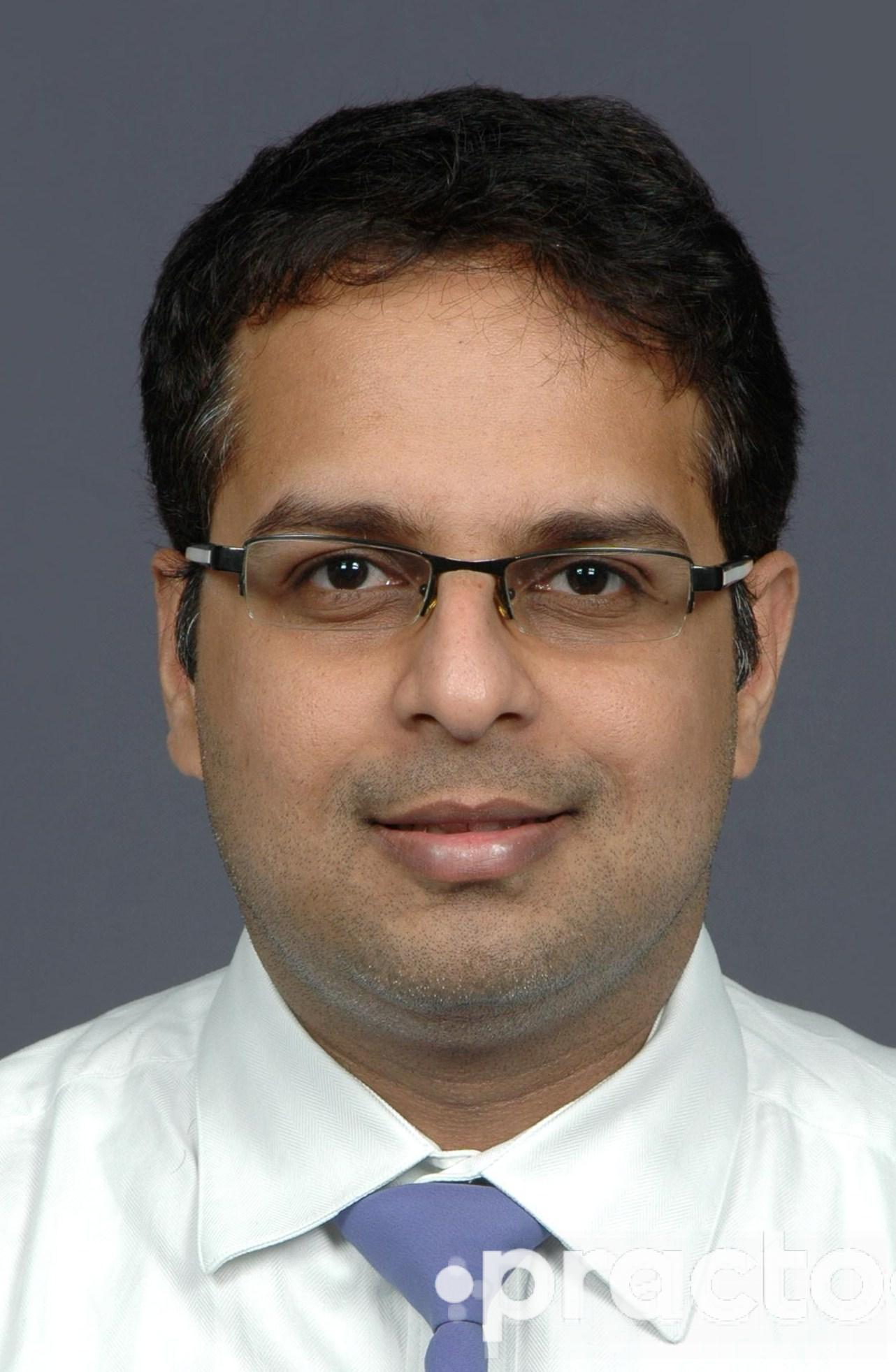 Dr. Naveen Chowdary Tummala - Spine Surgeon