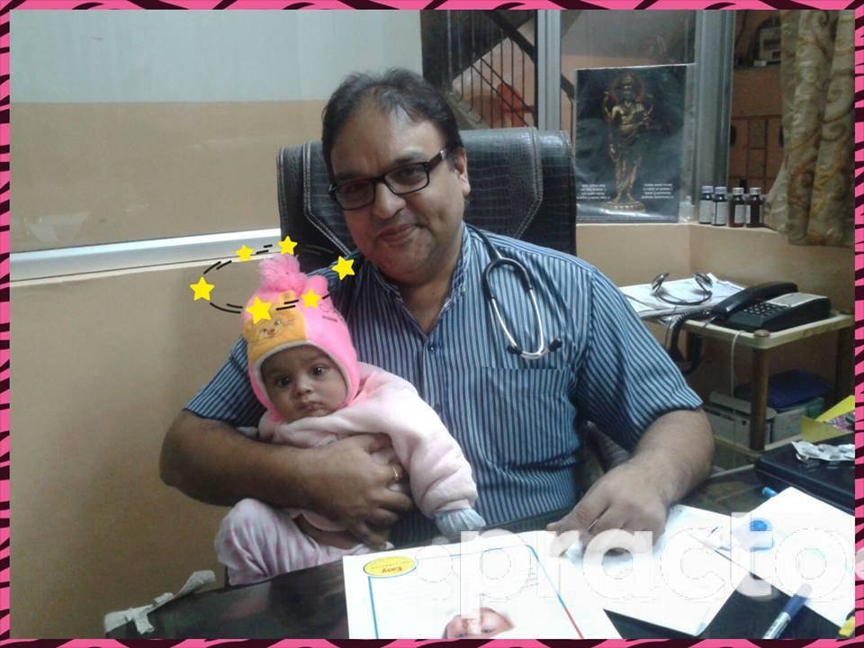 Dr. Amit P. Agarwal - Pediatrician