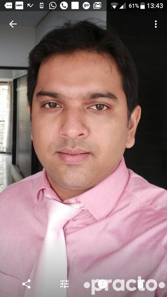 Dr. Apurva R. Dalal