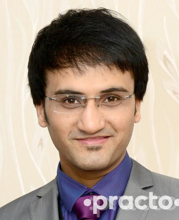 Dr. Parth Vaishnav - Psychiatrist