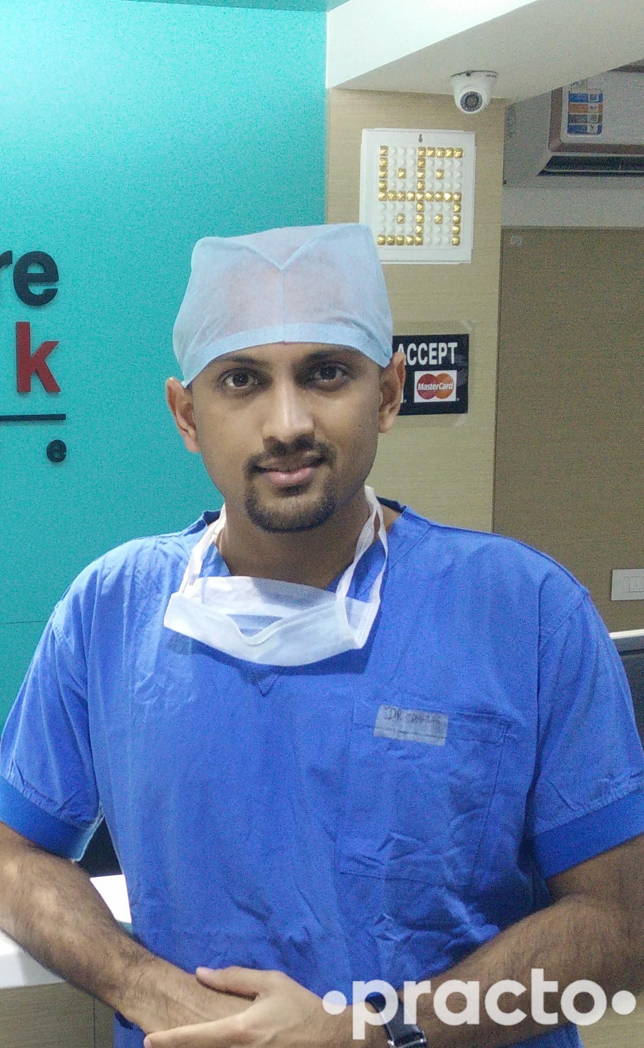 Dr. Tirth Patel - Ophthalmologist