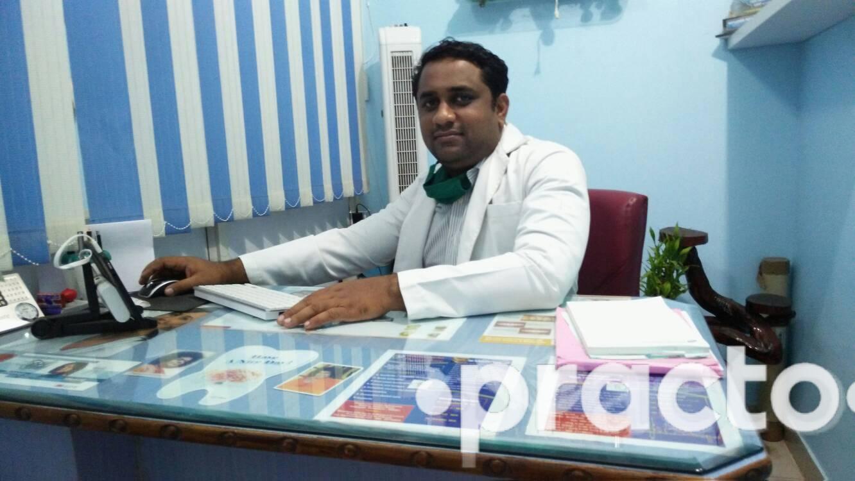 Dr. Jagadish N - Dentist