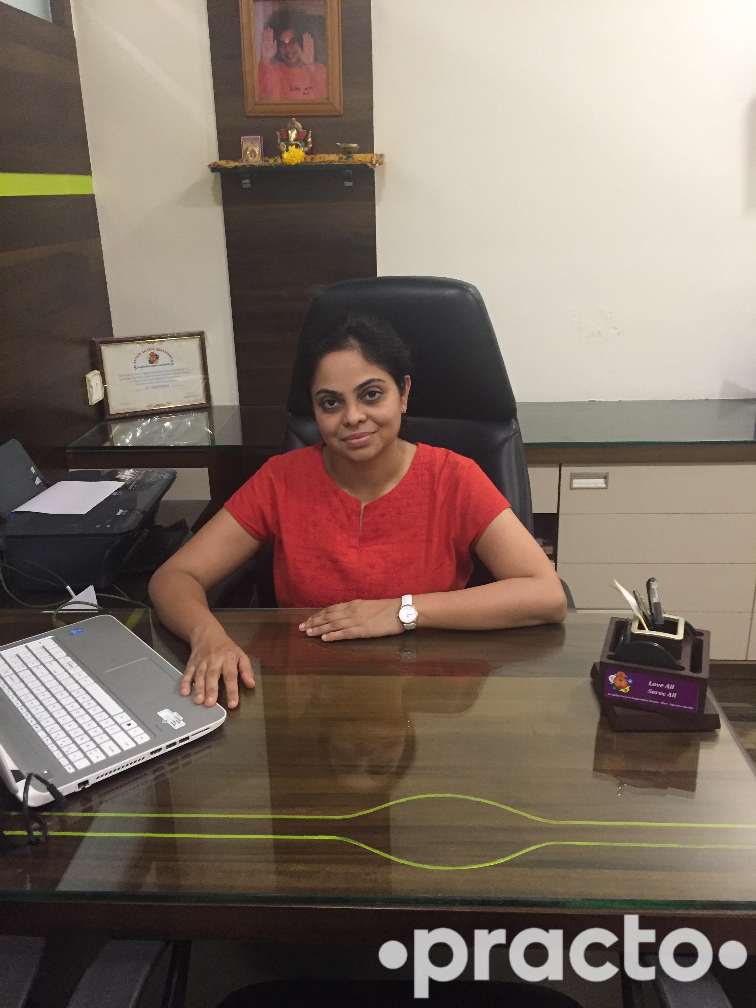 Dr. Sangeeta A. Raut - Ophthalmologist