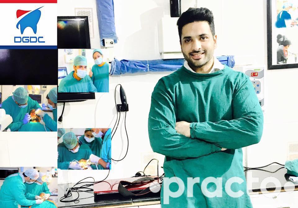 Dr. Prasoon Gupta - Dentist