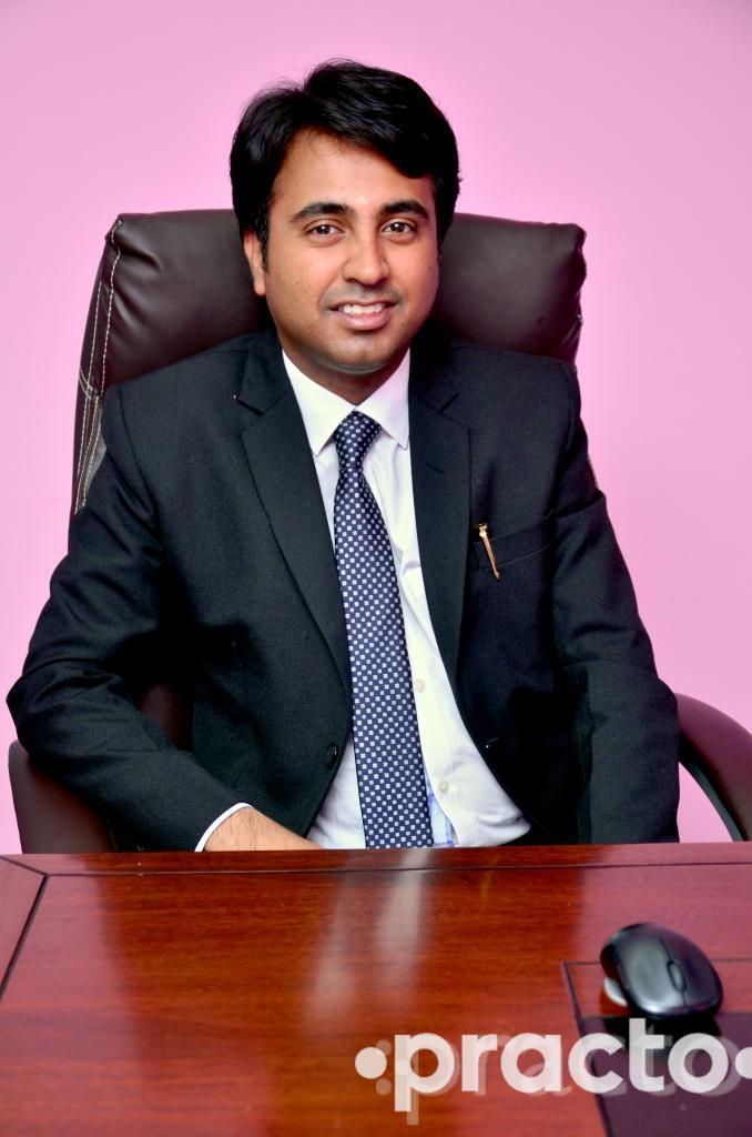 Dr. Vedant H Karvir - Gastroenterologist