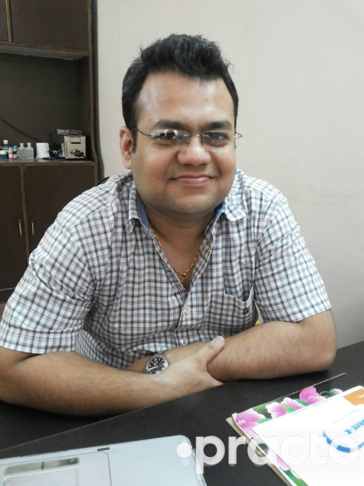 Dr. Chetan Kumar - Dentist