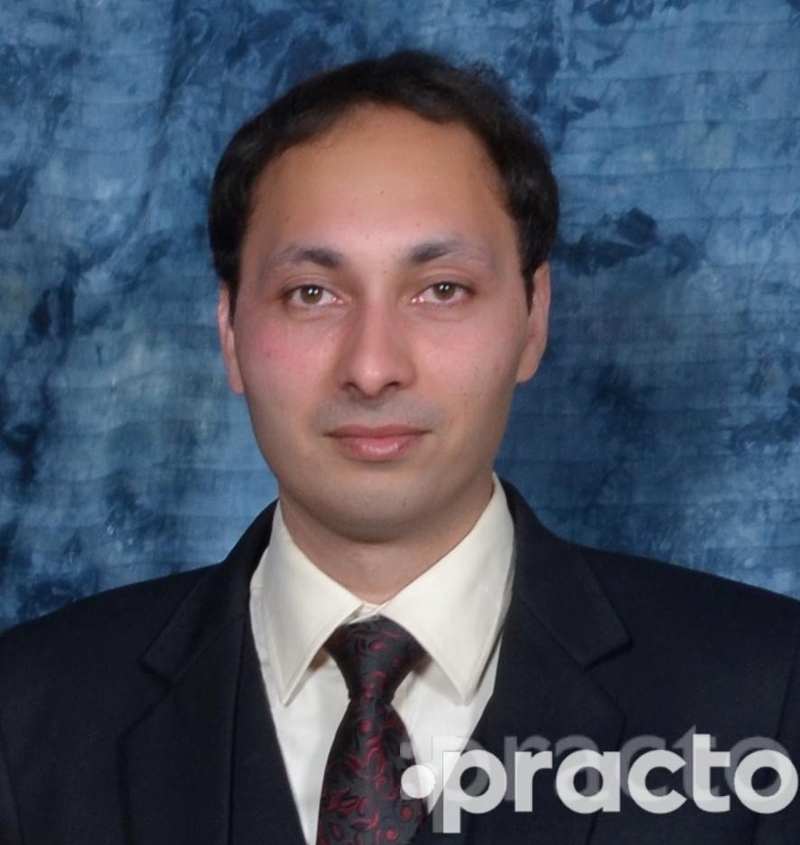 Dr. Ravudai Singh - Dentist