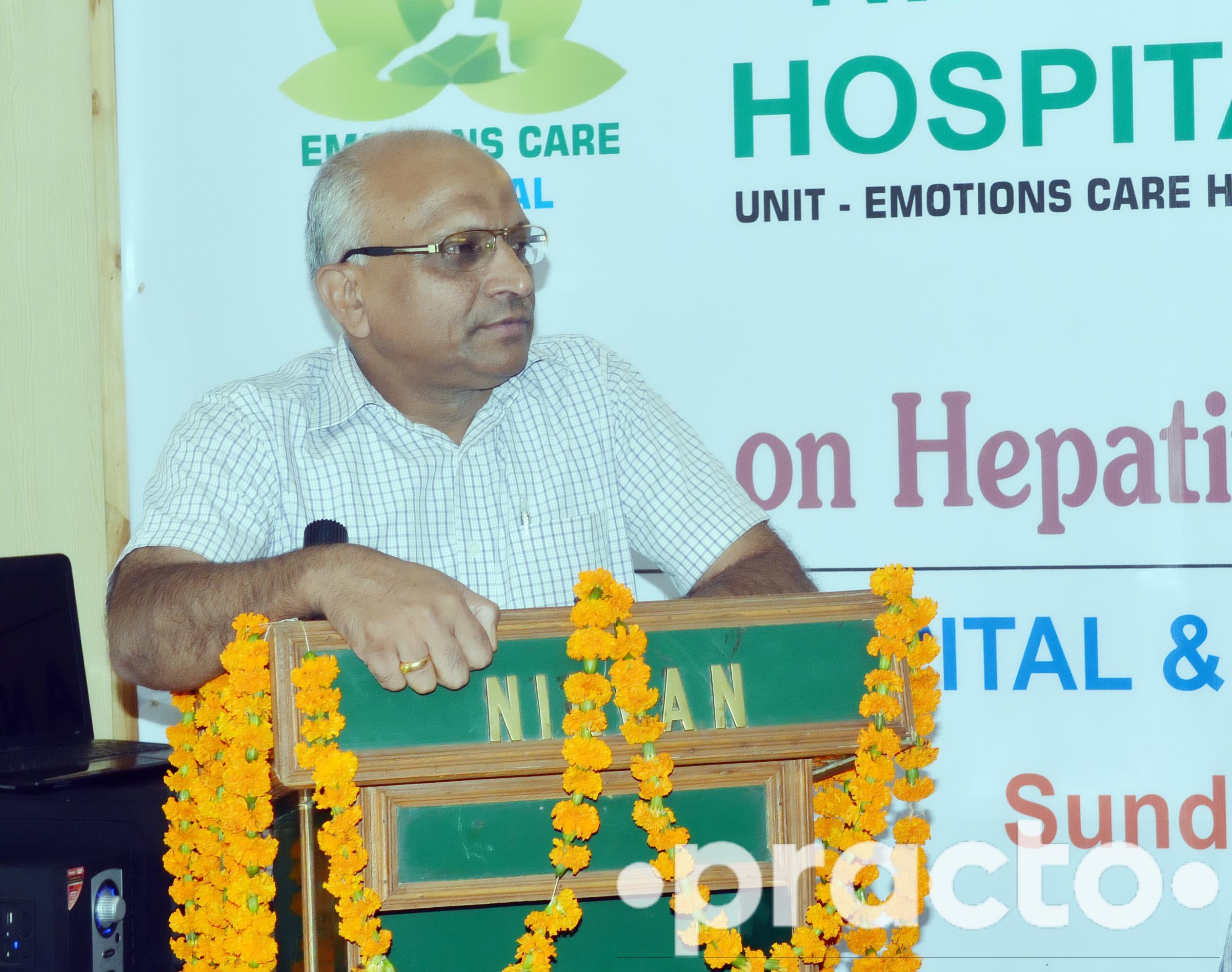Dr. H.K. Agarwal