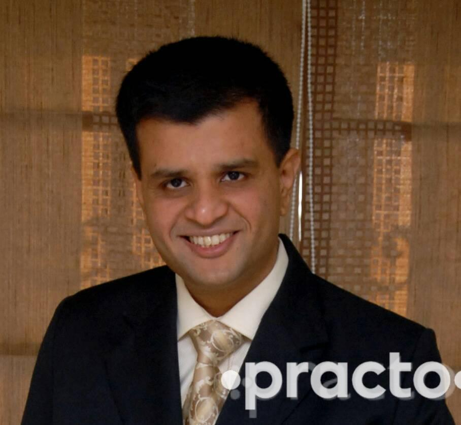 Dr. Ryan DSouza - Ophthalmologist