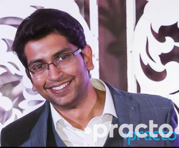 Dr. Siddharth Swarup - Dentist
