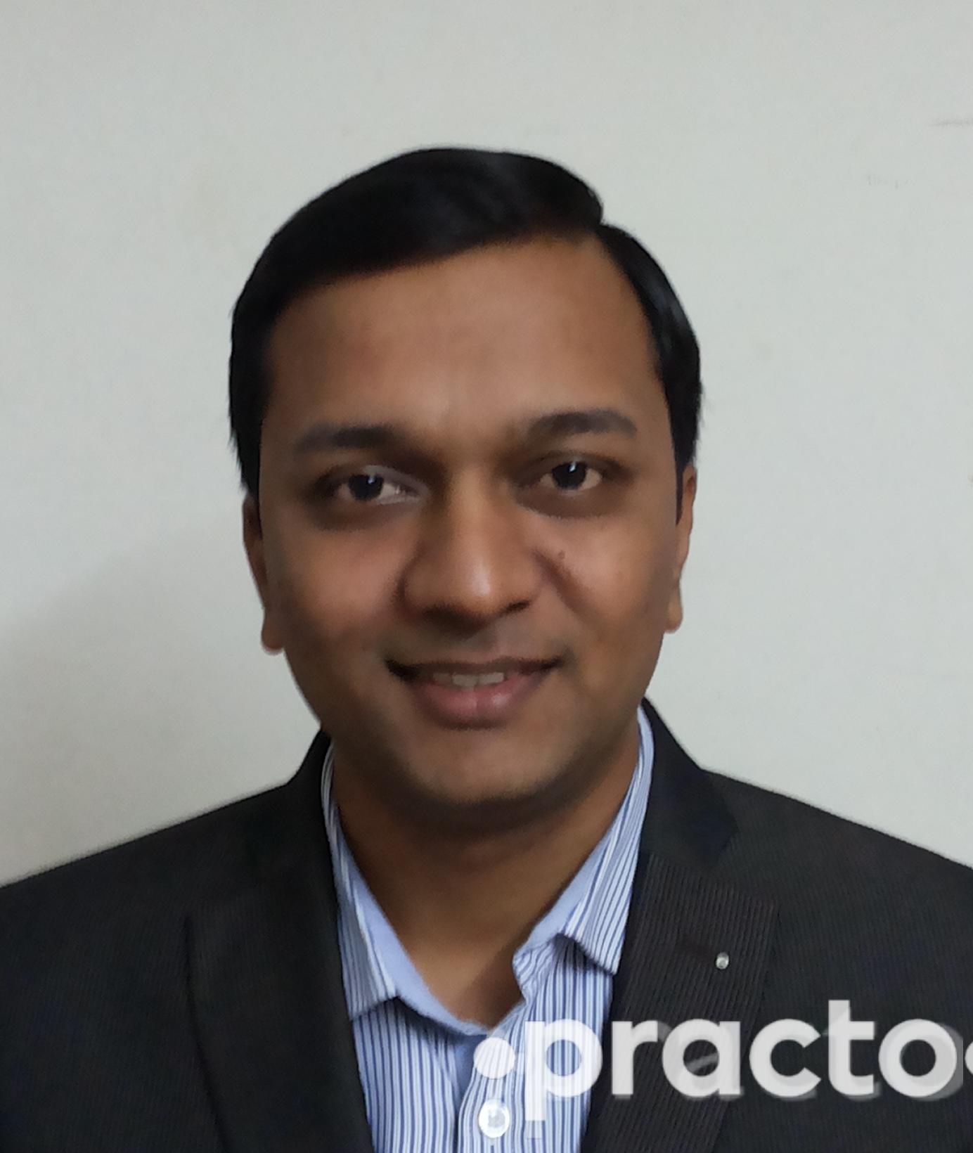 Dr. Bhushan Patil - Plastic Surgeon