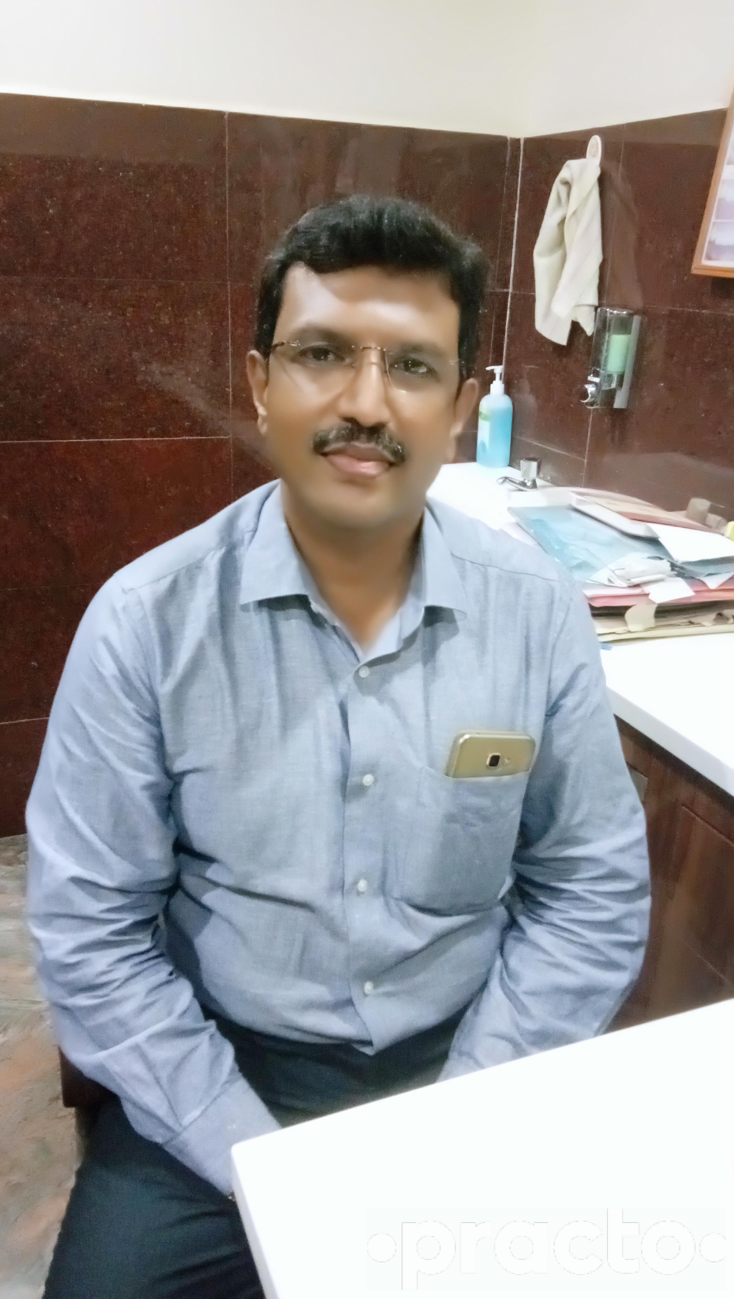 Dr. P.R. Ganesh