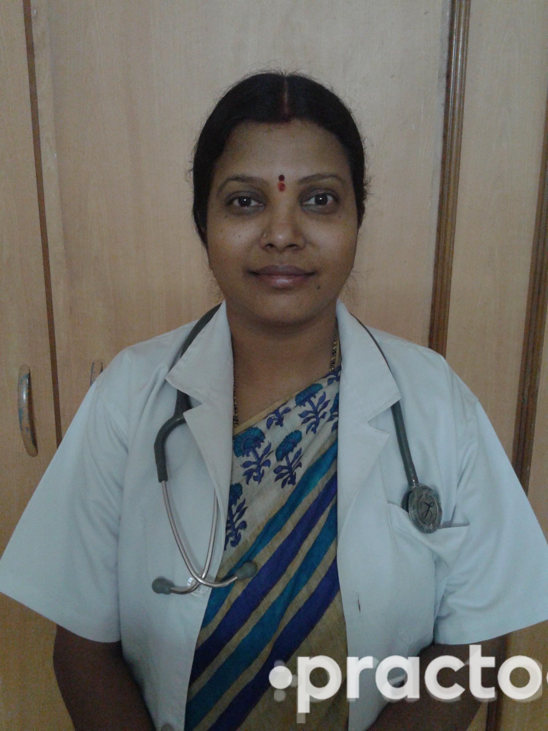 Dr. Arun Jyothi Pasupunuri - Homeopath
