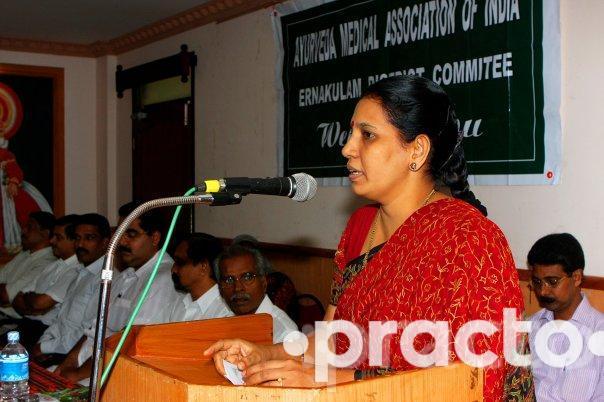 Dr. Lathika PK - Ayurveda